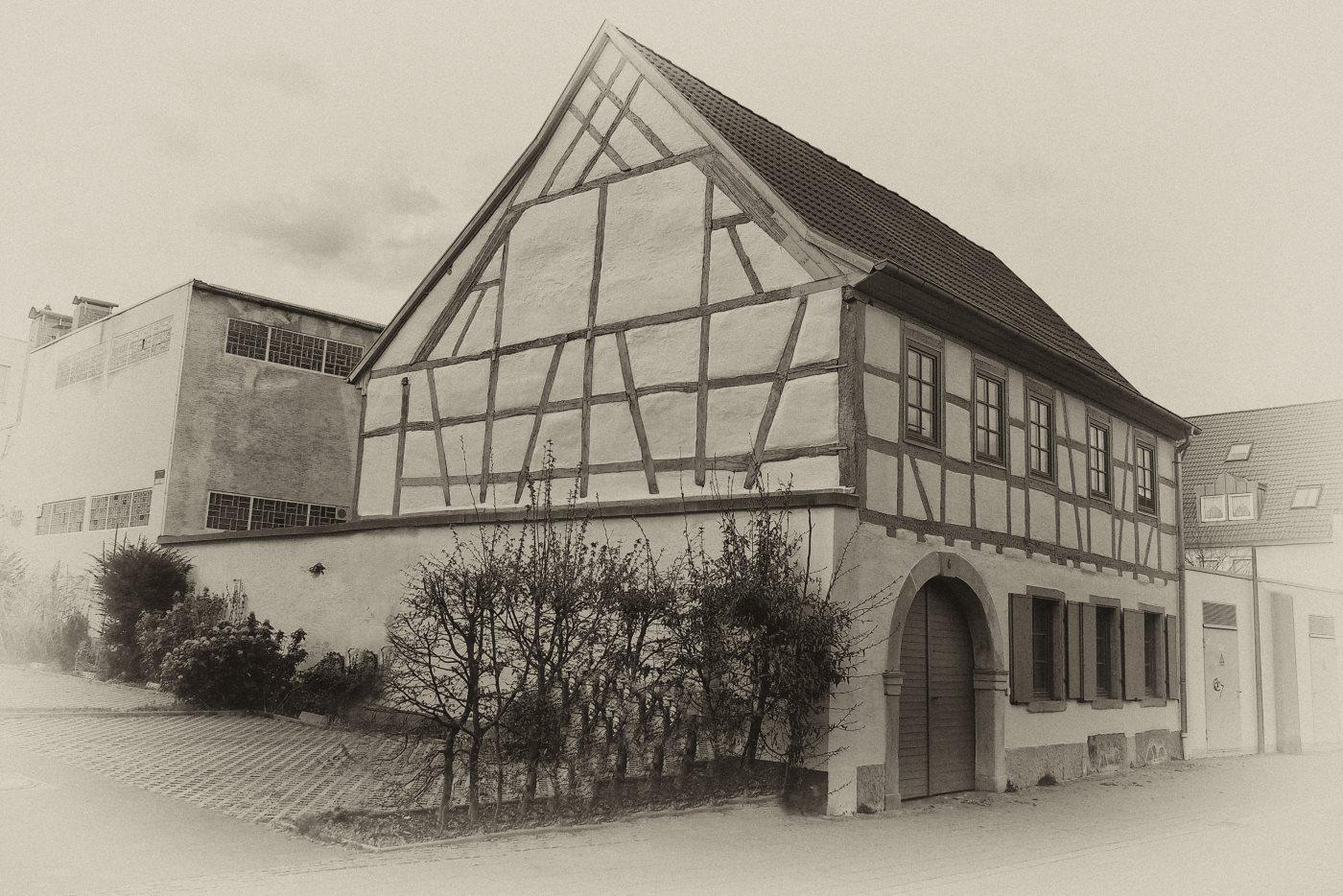 Oggersheim schwarz-weiss