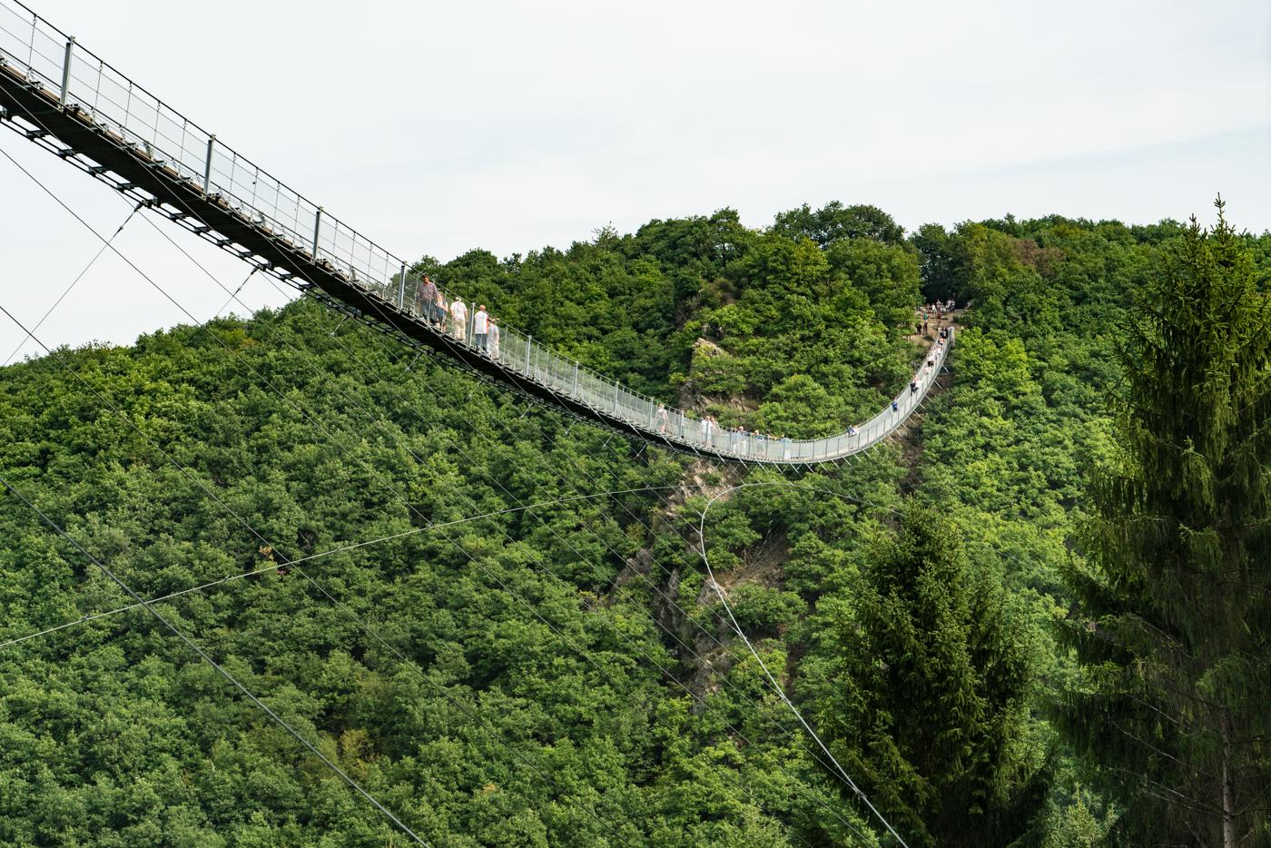 Geierlay – Fußgänger-Hängeseilbrücke