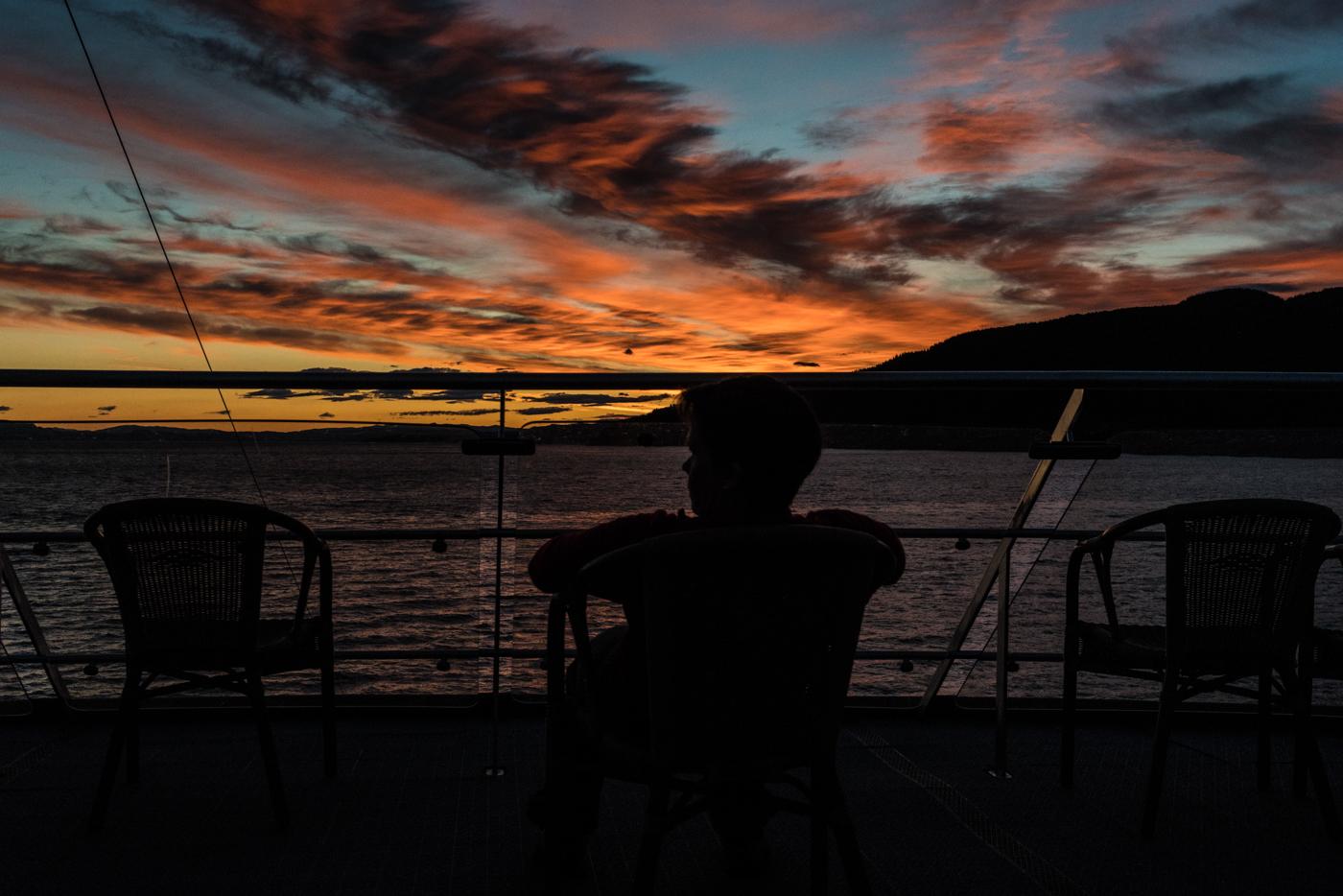 Hurtigrute – entlang der Küste Norwegens