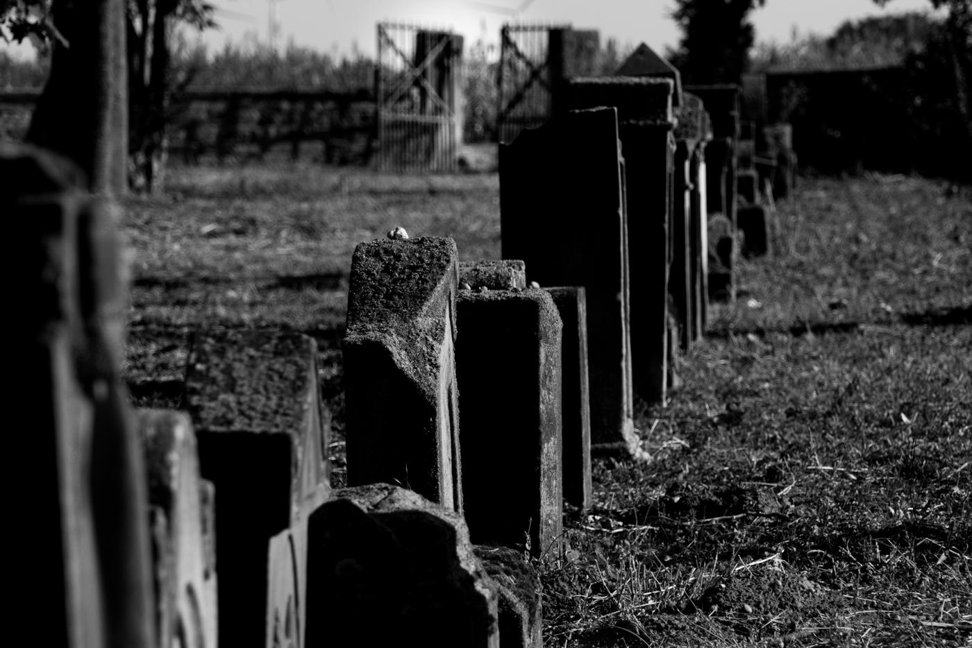 Lambsheim – jüdischer Friedhof