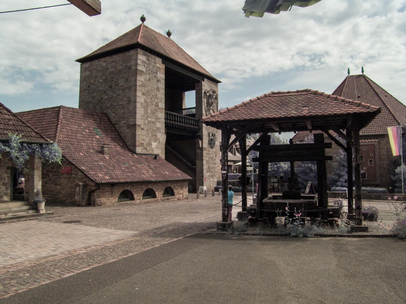 Schweigen – Wissembourg