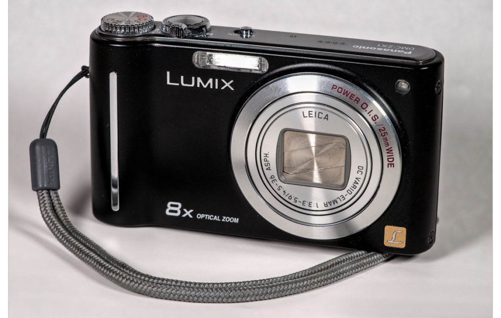 Panasonic Lumix DMC-ZR 1