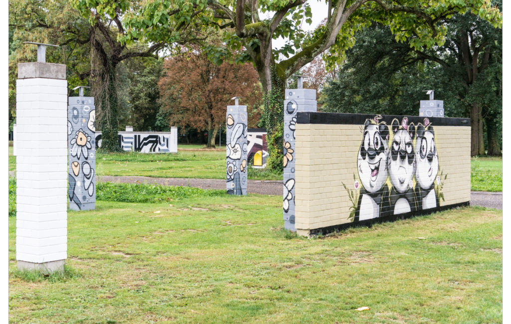 Neue Kunst im Ebertpark