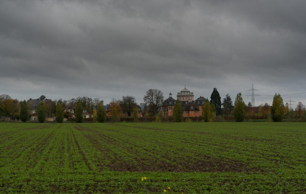 Südzucker -Silo Waghäusel