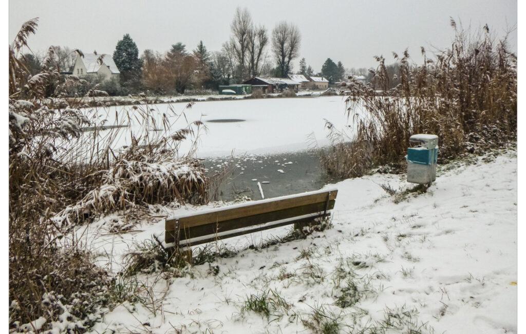 winterliches Oggersheim