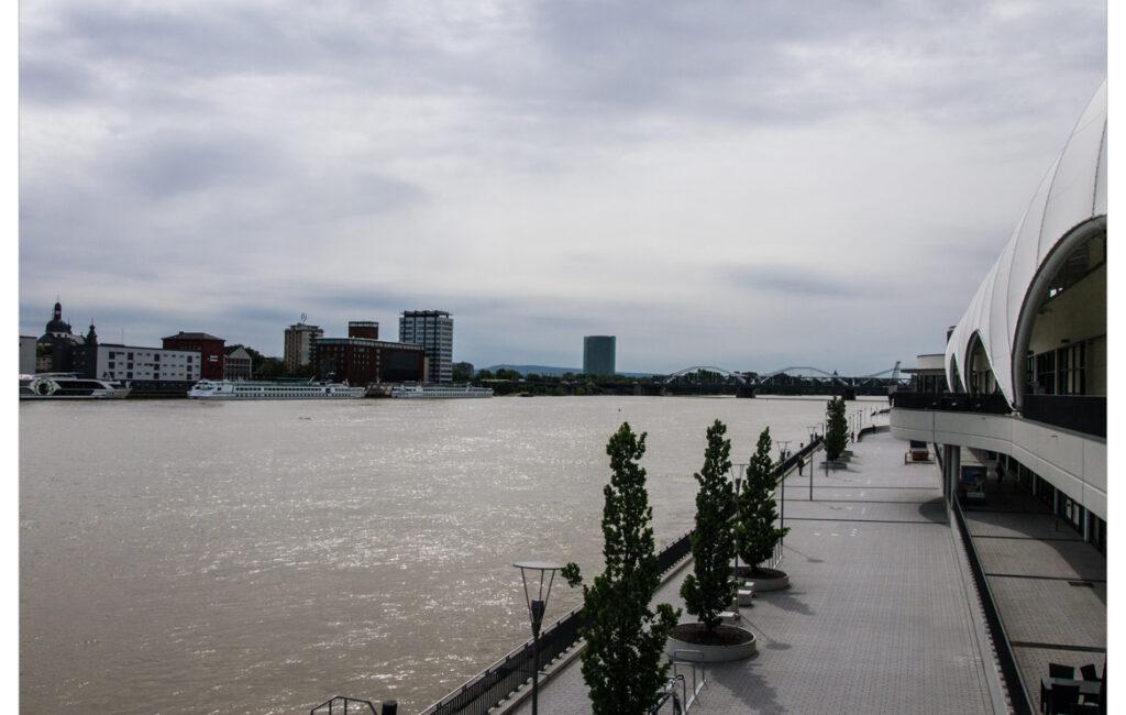 Hochwasser Ludwigshafen